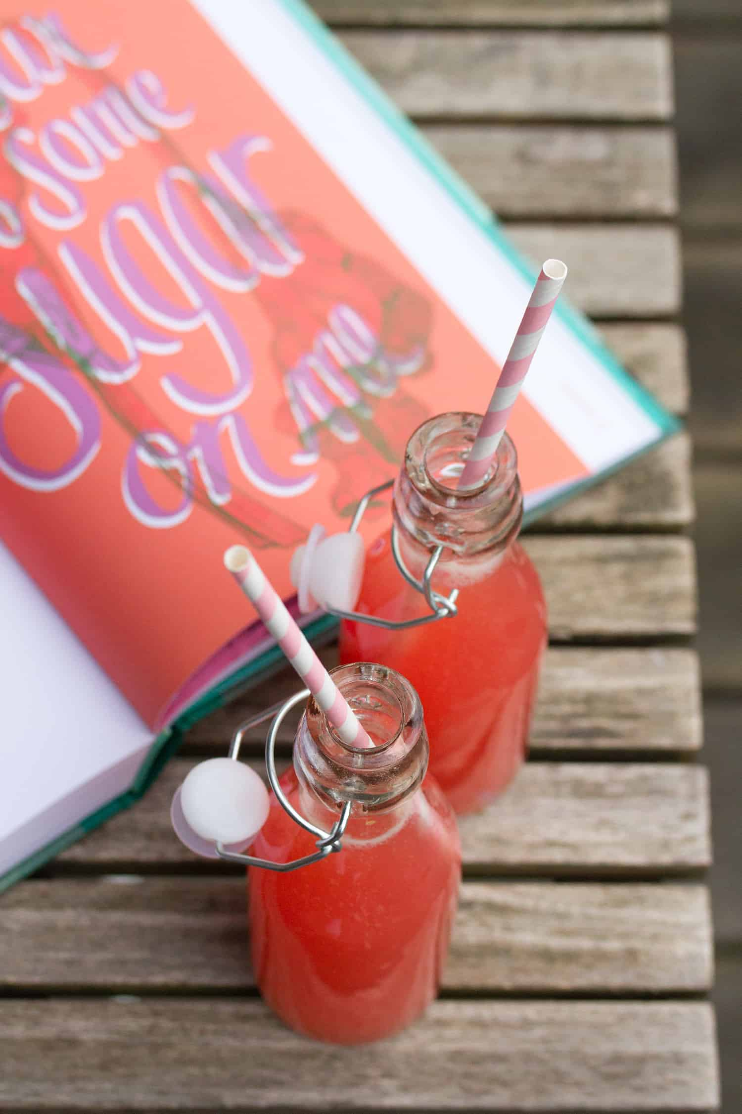 Book Review: Rhubarb Soda from Batch