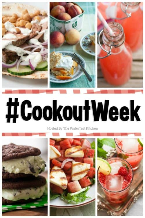 CookoutWeek Collage