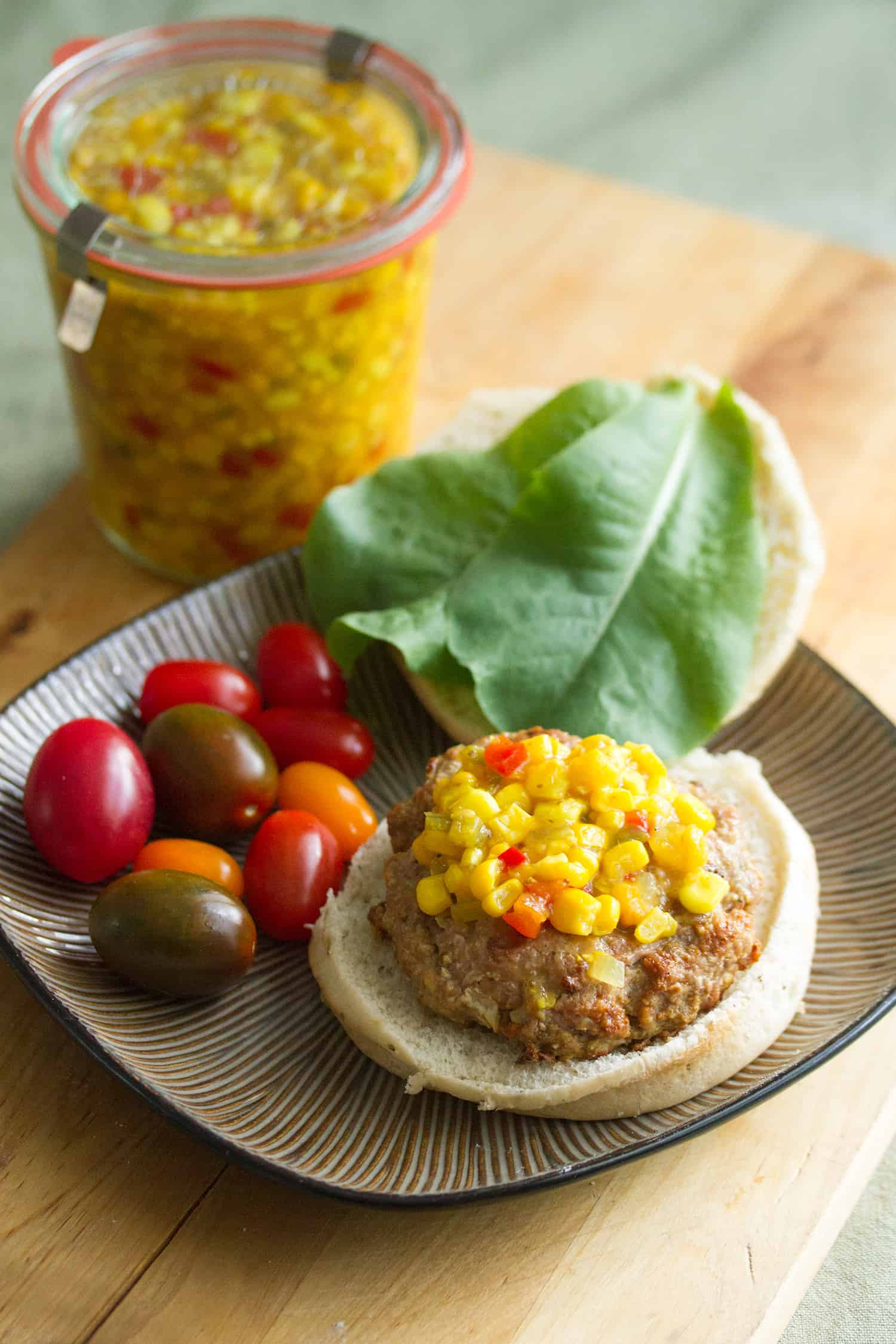 Relish the Summer: Sweet and Spicy Corn Relish