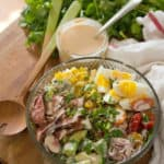 Have a Cow, Man: Southwest Steak Cobb Salad