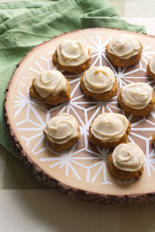 Better Latte Than Never: Pumpkin Spice Latte Cookies