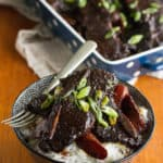 Short and Sweet: Soy-Braised Korean Short Ribs