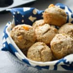 Embracing Uncertainty: Spiced Millet and Apricot Muffins