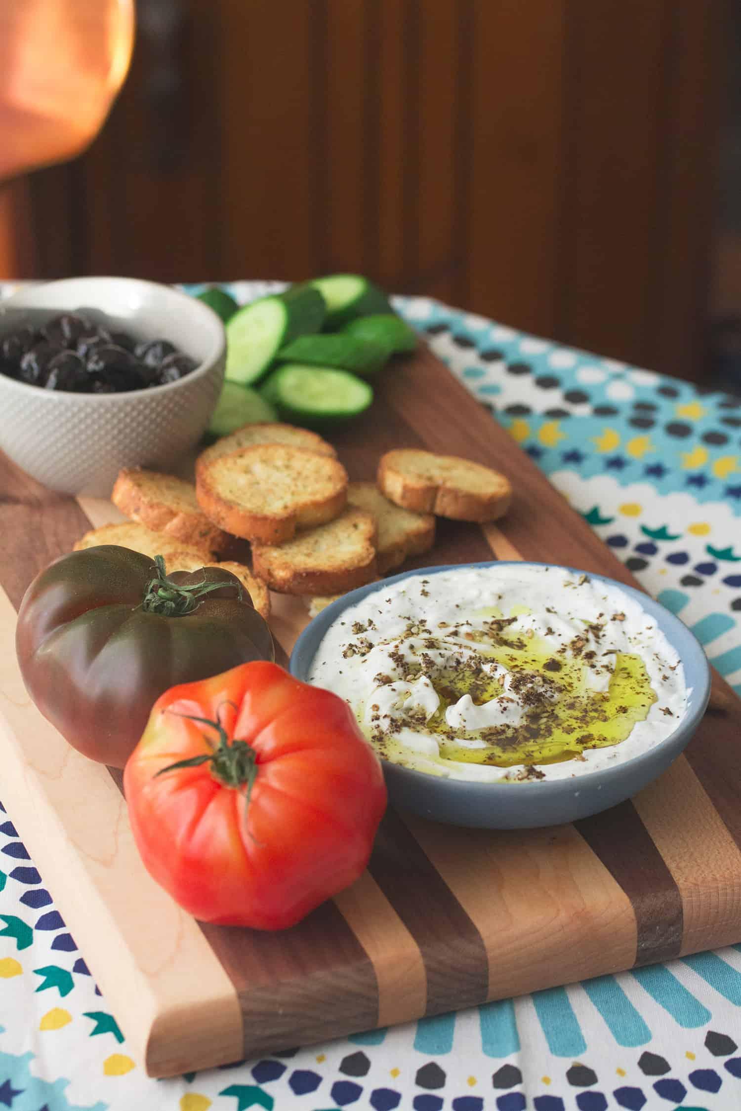 Got Your Goat: How to Make Labneh (aka Yogurt Cheese)