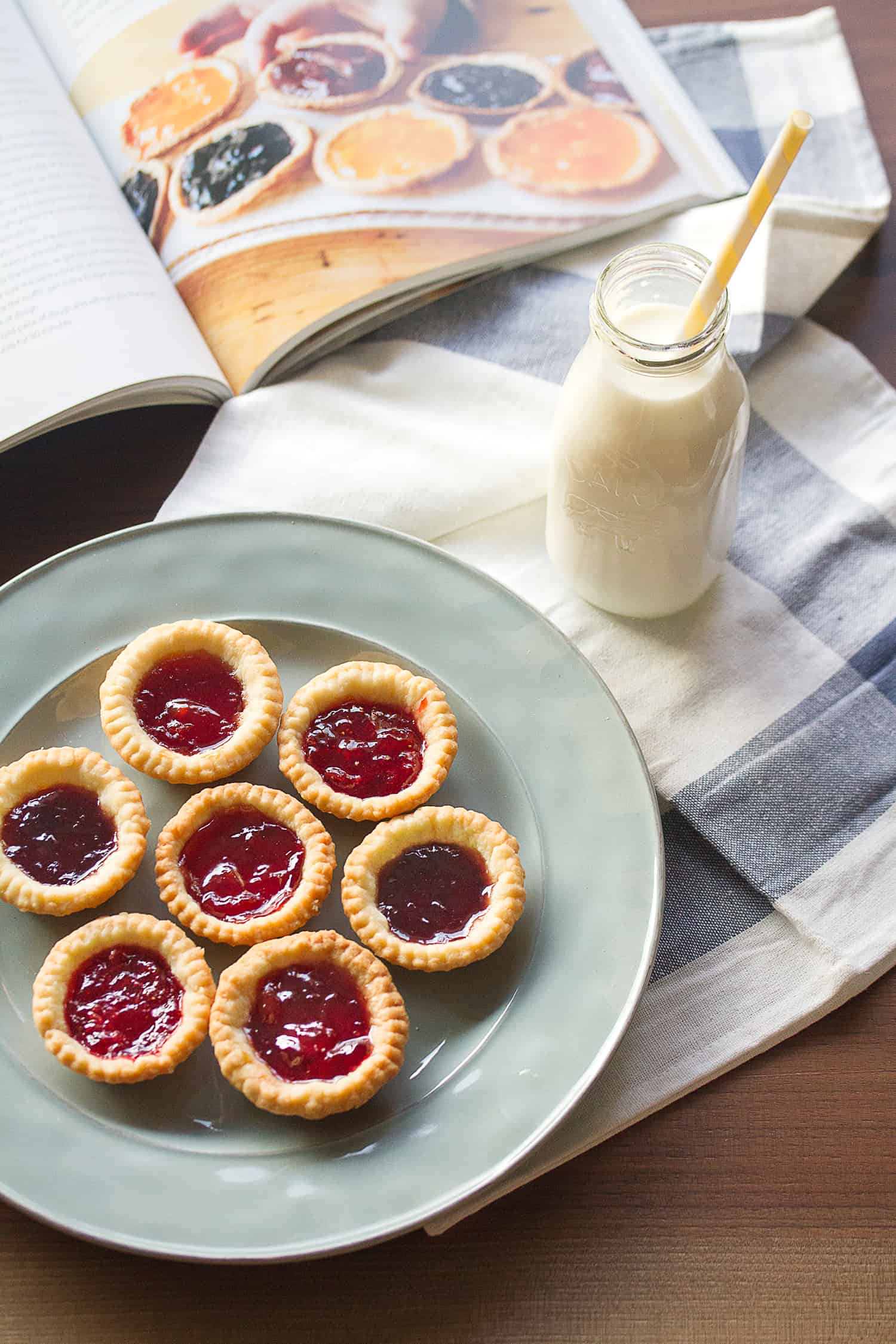 "Book Review: Mini Jam Tarts from ""In the French Kitchen with Kids"""