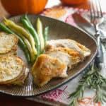 Citrus and Herb Roast Turkey Breast