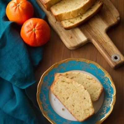 Oh My Darling: Clementine Cardamom Pound Cake