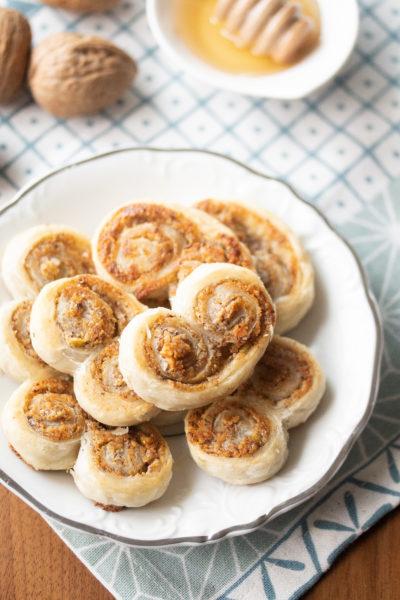 Baklava Palmier Cookies