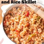 Creole Rice Skillet